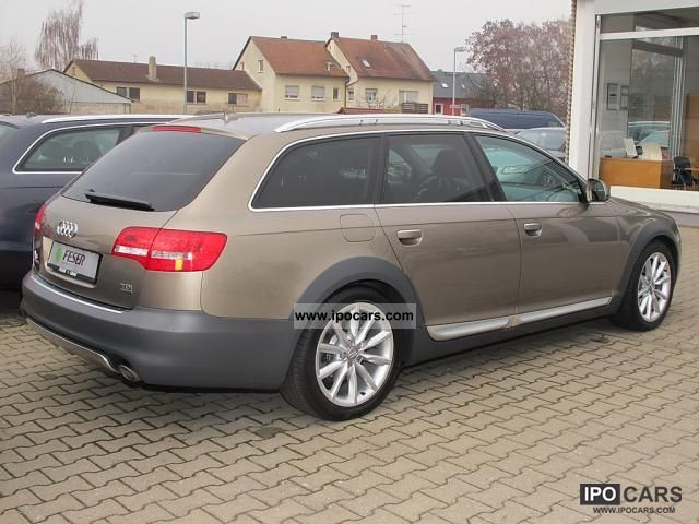 2010 audi a6 allroad 2 7 tdi quattro tiptronic navi xenon car photo and specs. Black Bedroom Furniture Sets. Home Design Ideas