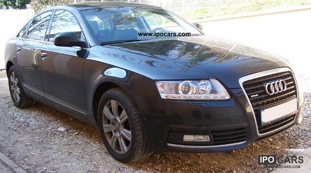 2010 Audi  A6 V6 3.0 TDI Quattro 240 Ambition Luxe TiPt Limousine Used vehicle photo