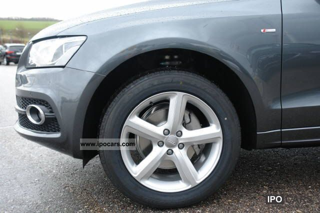 2011 Audi  Q5 MSRP -14% Navi Xenon phone NOW AVAILABLE Off-road Vehicle/Pickup Truck Demonstration Vehicle photo