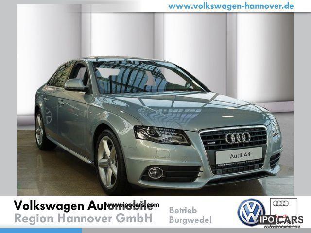 2011 Audi A4 2 0 TFSI quattro, xenon lights, navigation