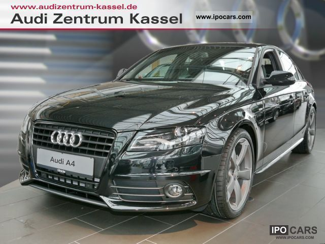 2011 audi a4 saloon s line 2 0 tdi plus black car. Black Bedroom Furniture Sets. Home Design Ideas