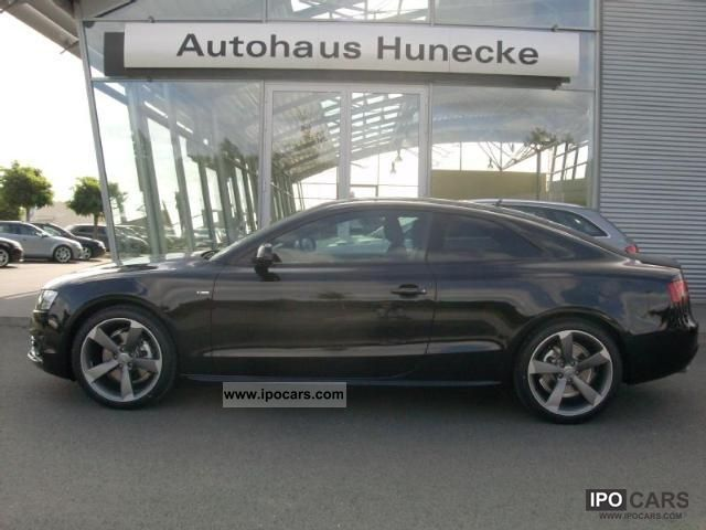 2011 Audi A5 S-Line Navi, black optics, Xenon and much more. Sports ...