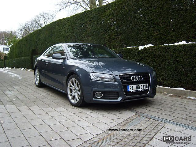 2010 audi a5 3 0 tdi quattro s tronic car photo and specs. Black Bedroom Furniture Sets. Home Design Ideas