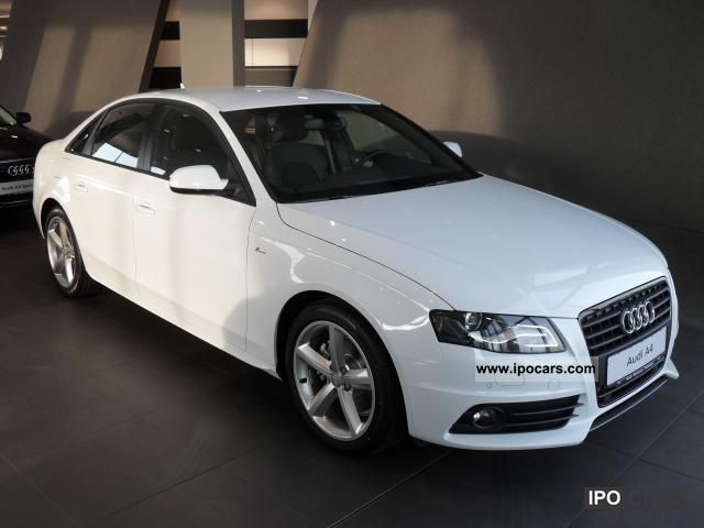 2012 audi a4 s line 2 0 tdi 105 143 kw ps multitronic car photo and specs. Black Bedroom Furniture Sets. Home Design Ideas