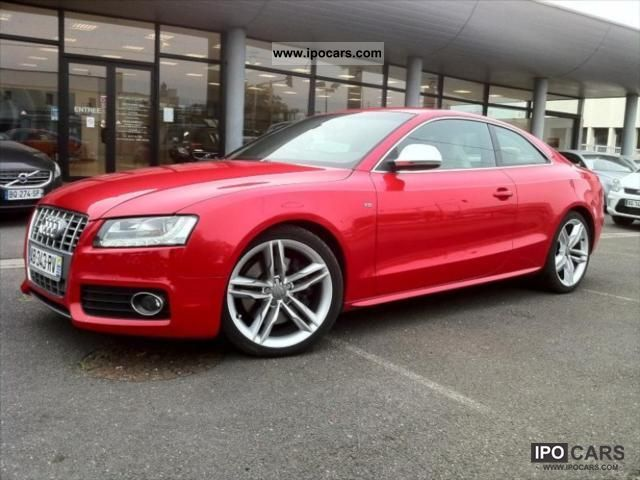 2007 Audi  A5 S5 4.2 FSI Off-road Vehicle/Pickup Truck Used vehicle photo