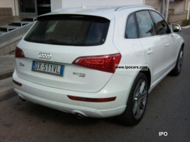 2009 audi q5 3 0 tdi v6 s line f ap quattro s tronic car photo and specs. Black Bedroom Furniture Sets. Home Design Ideas