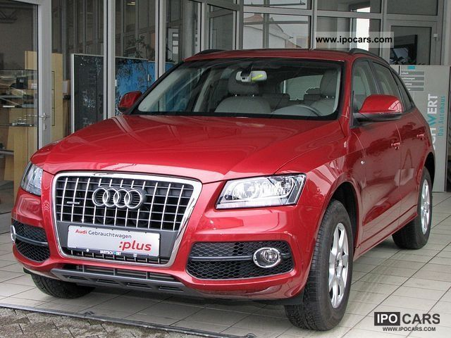 2010 audi q5 s line 2 0 tdi s tronic leather exterior car photo and specs. Black Bedroom Furniture Sets. Home Design Ideas