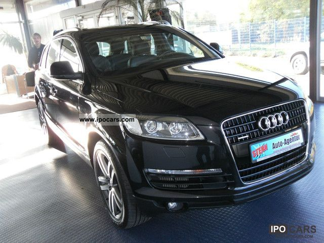 2008 Audi  Q7 3.0 TDI exclusive open-air Luftf.Bose CAMERA Limousine Used vehicle photo