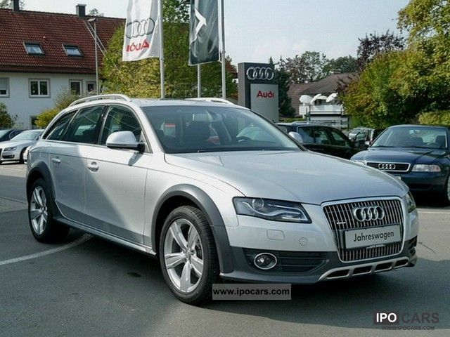 2011 audi a4 allroad quattro 3 0 tdi 2 0 tdi ou car. Black Bedroom Furniture Sets. Home Design Ideas