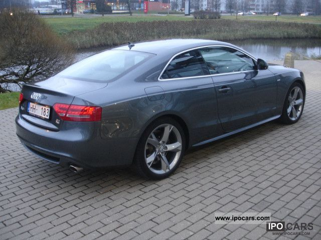 2009 audi a5 3 2 fsi quattro tiptronic car photo and specs. Black Bedroom Furniture Sets. Home Design Ideas