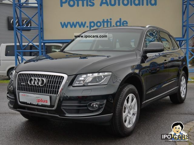 2011 Audi  Q5 quattro 2.0 TDI CR DPF (Navi Xenon leather) Off-road Vehicle/Pickup Truck Used vehicle photo