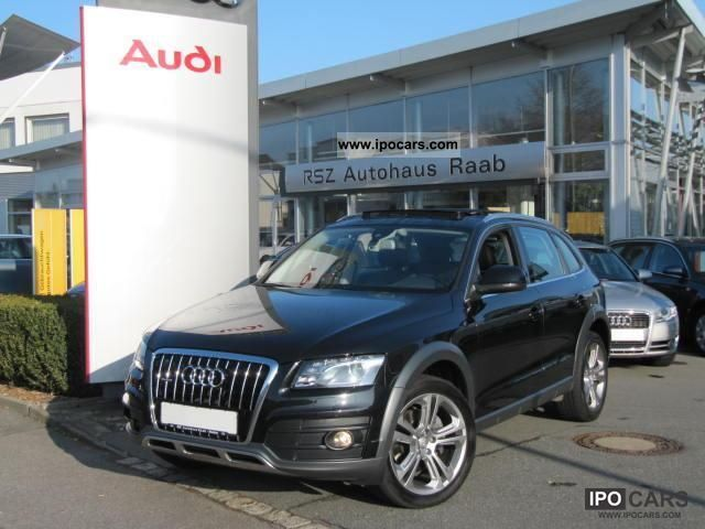 2009 Audi  Q5 3.0 TDI quattro Tiptronic * Cruise Control Off-road Vehicle/Pickup Truck Used vehicle photo
