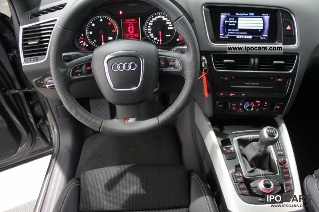 2012 Audi Q5 TDI qu SlineNaviXenon  Car Photo and Specs