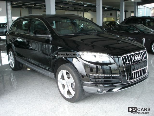 2010 audi q7 3 0 tdi quat s line sport mmi navigation. Black Bedroom Furniture Sets. Home Design Ideas
