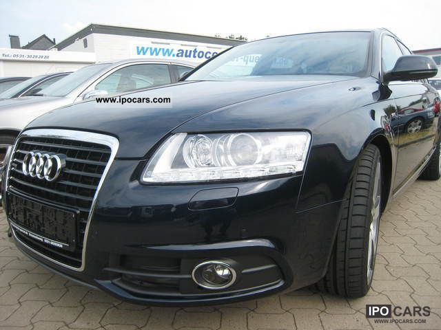 2010 audi a6 3 0 tdi s line air chassis 20 abt standhe. Black Bedroom Furniture Sets. Home Design Ideas