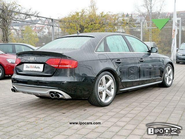 2010 Audi A4 2 0 Tfsi S Line Sports Package Plus Quattro