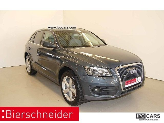 2010 audi q5 2 0 tdi navi xenon ahk standheizung car photo and specs. Black Bedroom Furniture Sets. Home Design Ideas