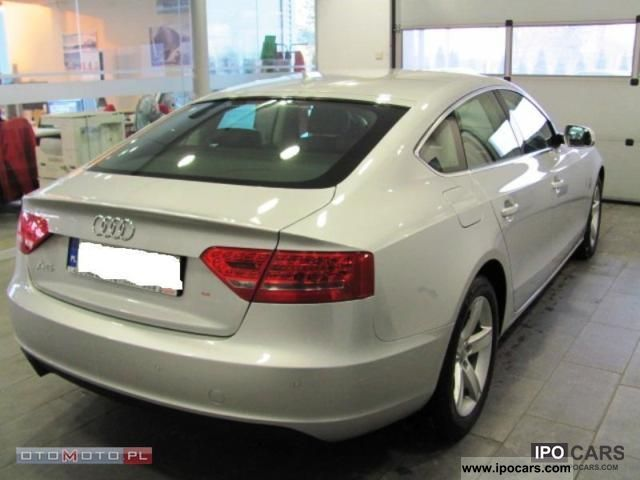 2009 audi a5 2 0 tdi 170 km car photo and specs. Black Bedroom Furniture Sets. Home Design Ideas