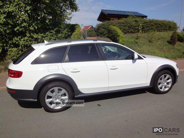 2011 Audi  A4 allroad quattro Xenon, Navi Estate Car Used vehicle photo