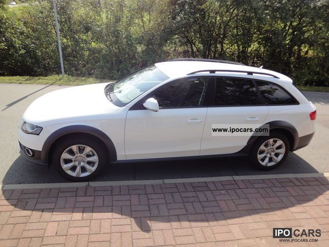 2011 audi a4 allroad quattro xenon navi car photo and specs. Black Bedroom Furniture Sets. Home Design Ideas