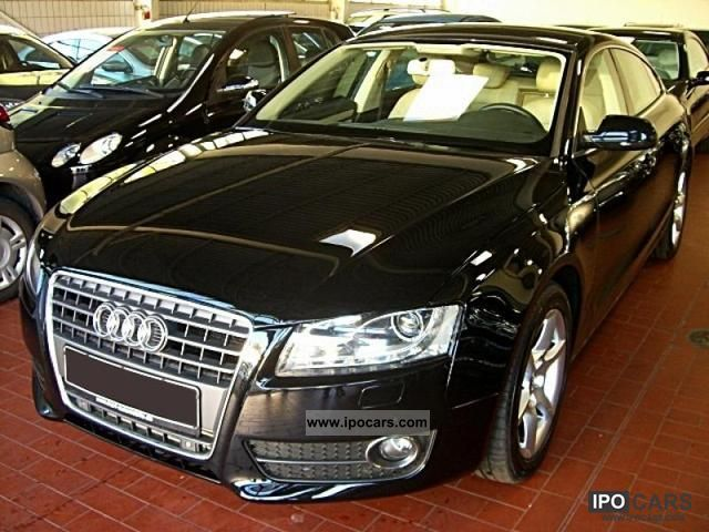 2010 Audi  A5 2.7 TDI V6 190 SPORBACK AMBITION LUXE Limousine Used vehicle photo