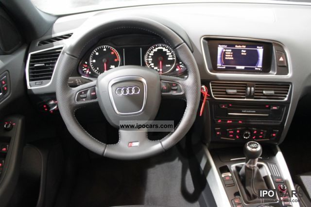2012 Audi Q5 Tfsi Mmi Navigation System Xenon Car Photo And Specs