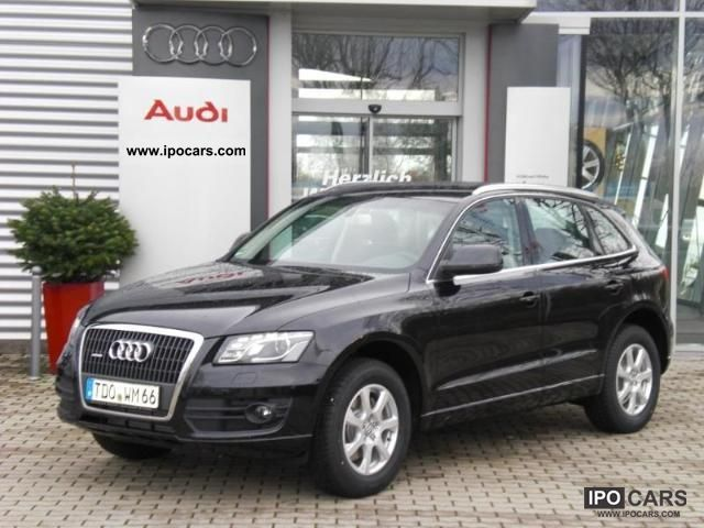 2012 Audi  Q5 2.0 TDI 6-speed Xenon, Navi u.v.m. Off-road Vehicle/Pickup Truck Demonstration Vehicle photo