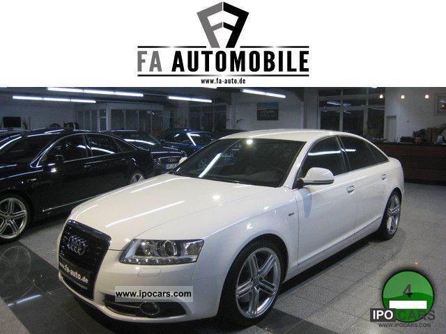 2011 Audi  A6 3.0 TDI / S + ADVANCED LINE EXTERIOR / NAVI / XENON Limousine Used vehicle photo