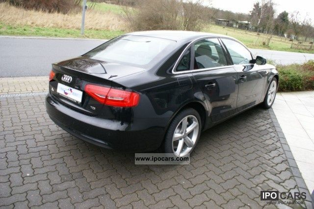 2012 audi a4 saloon 2 0 tdi multitr pa s line car photo and specs. Black Bedroom Furniture Sets. Home Design Ideas