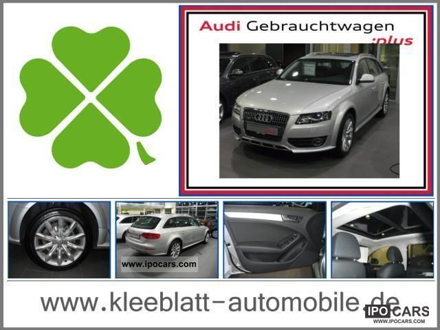 2011 Audi  A4 Allroad 2.0 TDI OpenSky / APC / DVD / Xenon / Vollled Estate Car Used vehicle photo