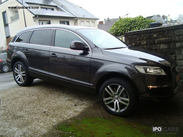 2006 audi q7 v6 3 0 tdi quattro ambition luxe tiptroni car photo and specs. Black Bedroom Furniture Sets. Home Design Ideas