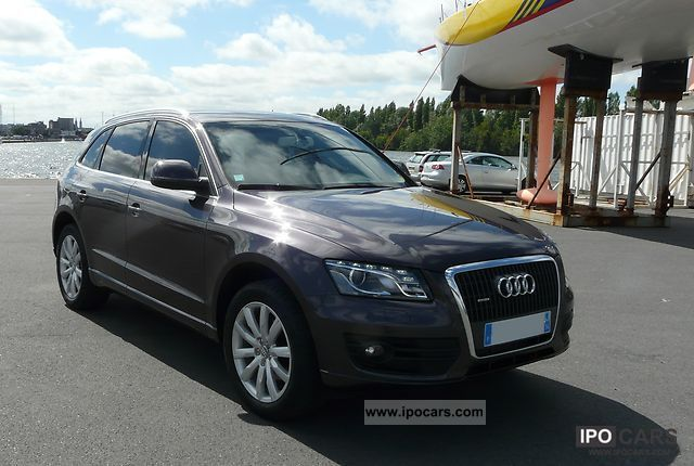 2008 audi q5 avus tdi 170cv options car photo and specs. Black Bedroom Furniture Sets. Home Design Ideas