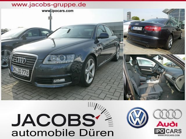 2011 Audi  A6 3.0 TDI quattro (leather climate PDC) Limousine Demonstration Vehicle photo