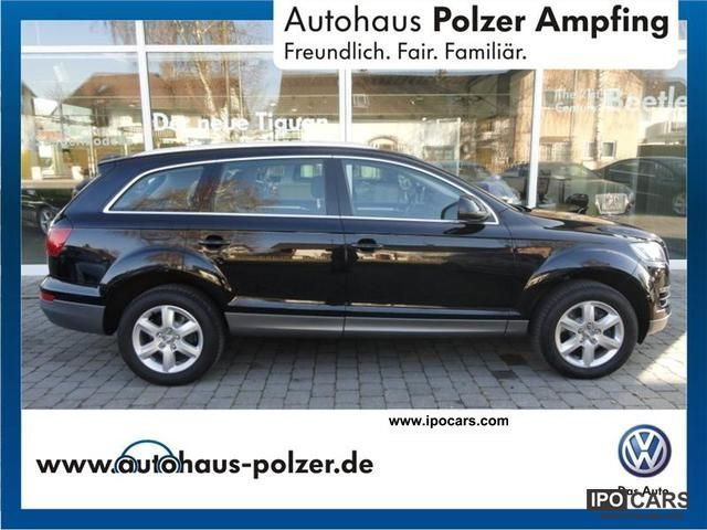 2010 Audi  Q7 3.0 TDI quattro leather Navi Xenon 18-inch Off-road Vehicle/Pickup Truck Used vehicle photo