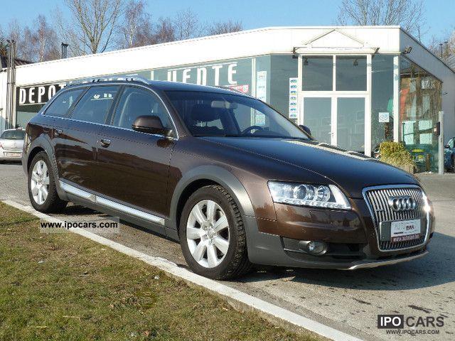 2011 Audi  A6 Allroad Estate Car Used vehicle photo