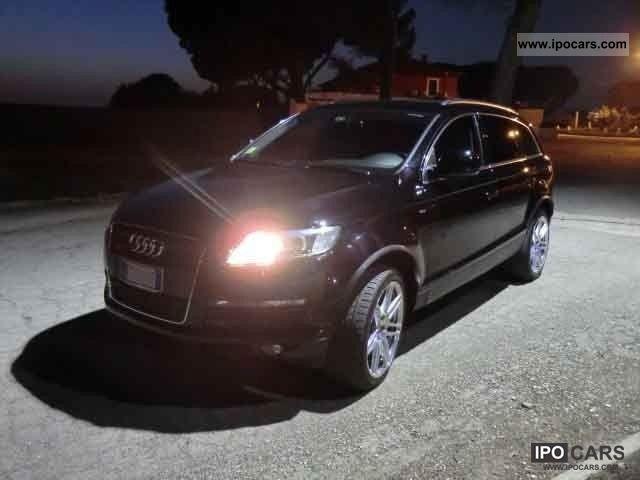 2008 Audi  Q7 V6 3.0 TDI 240 CV F.AP.qu. Tip. S Line Off-road Vehicle/Pickup Truck Used vehicle photo