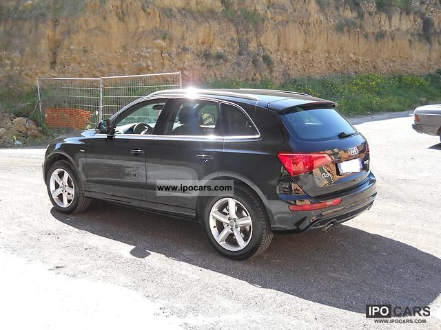2009 audi q5 3 0 tdi 240 quattro s tronic 09 car photo and specs. Black Bedroom Furniture Sets. Home Design Ideas