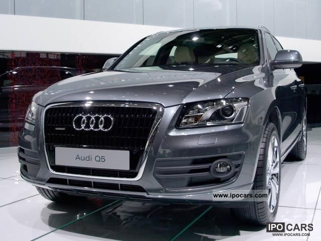 2011 Audi  Q5 8.80% below market price! without Ahnzahlung 3.2 FSI S. .. Off-road Vehicle/Pickup Truck New vehicle photo