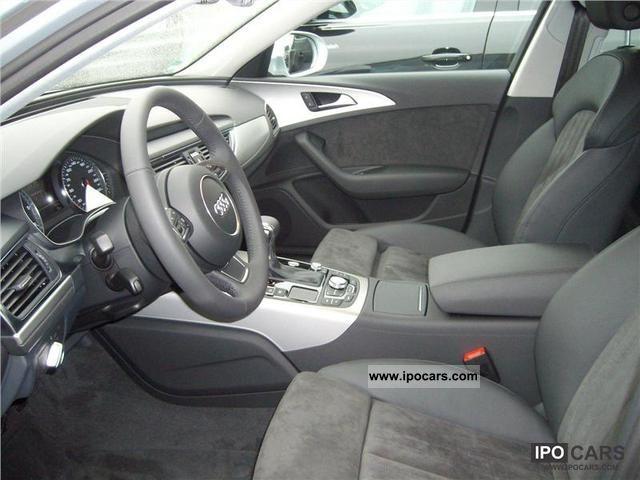 2011 Audi A6 3 0 Tdi Multitronic Navi Xenon Alcantara Lede