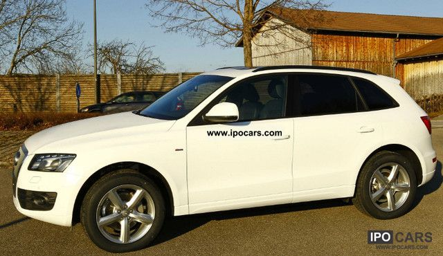 2012 audi q5 2 0 tdi s tronic xenon weiss s line car photo and specs. Black Bedroom Furniture Sets. Home Design Ideas
