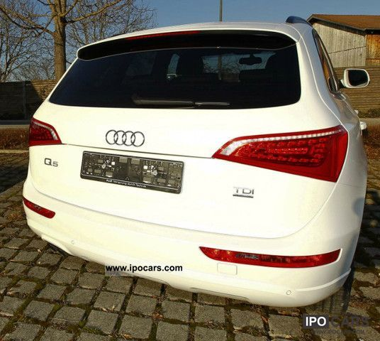 2012 Audi Q5 2.0 TDI S-Tronic/Xenon/WEISS / * S-LINE