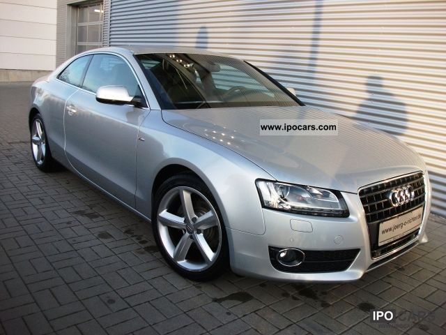 2010 audi a5 2 7 tdi coupe 39 multitronic 39 car photo and specs. Black Bedroom Furniture Sets. Home Design Ideas