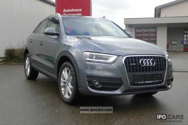 2012 audi q3 stock 2 0 tdi quattro car photo and specs. Black Bedroom Furniture Sets. Home Design Ideas