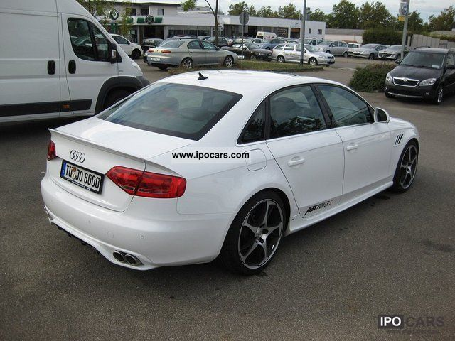 2008 Audi A4 Allroad Complete Conversion Of Abt Sportsline