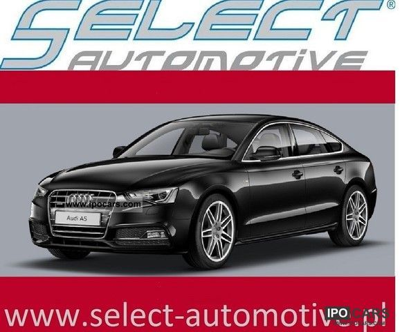 2012 Audi  A5 Sportback 3.0 TDI quattro Stro Limousine Used vehicle photo
