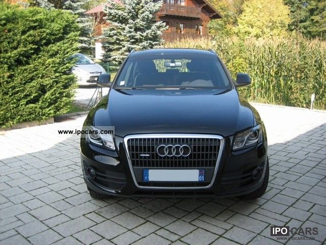 2009 audi q5 2 0 tdi 170 quattro gps x non car photo and specs. Black Bedroom Furniture Sets. Home Design Ideas