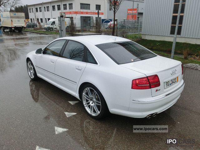 2008 audi s8 5 2 fsi facelift 58 tkm 1hand b o ceramic. Black Bedroom Furniture Sets. Home Design Ideas