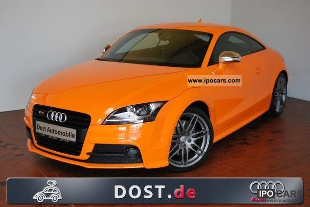 2011 audi tts coupe abt 310 hp 272 kmh air navi xenon. Black Bedroom Furniture Sets. Home Design Ideas