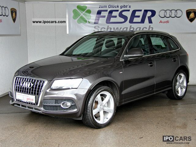 2009 Audi  Q5 3.0 TDI S-line qu. S Tronic Navi Xenon u.v.m. Off-road Vehicle/Pickup Truck Used vehicle photo