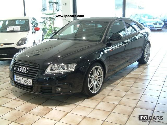 2010 audi a6 3 0 tdi quattro s line tiptronic car photo and specs. Black Bedroom Furniture Sets. Home Design Ideas